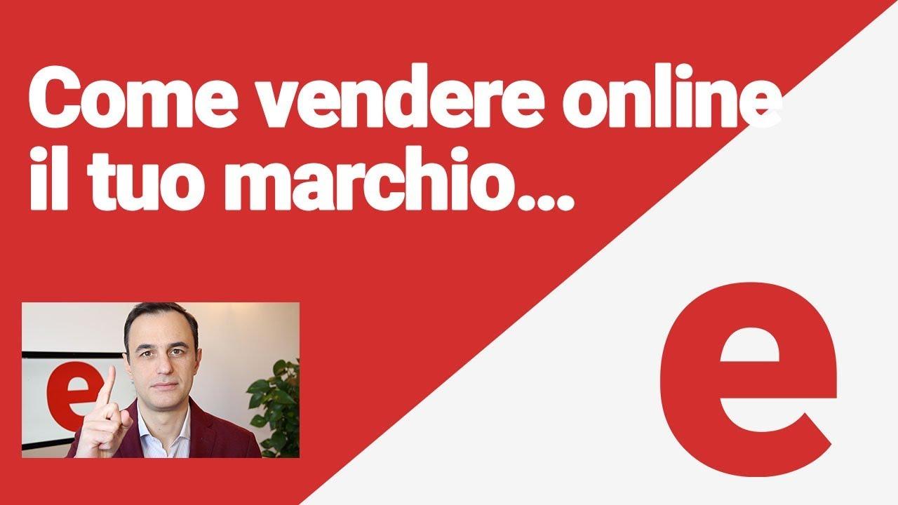 come vendere online prodotti