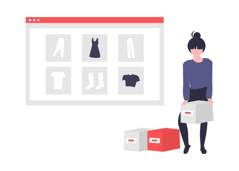 vendita online aziende 2021